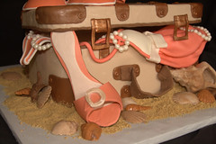 """Sugar shoe for lingerie cake • <a style=""""font-size:0.8em;"""" href=""""http://www.flickr.com/photos/60584691@N02/6043645819/"""" target=""""_blank"""">View on Flickr</a>"""