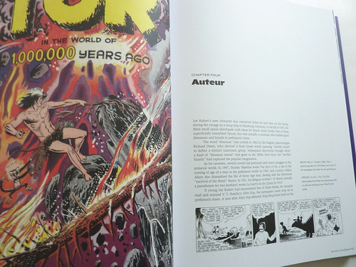 The Art of Joe Kubert (edited by Bill Schelly) - pages