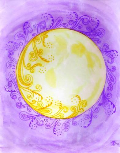 Moon #8