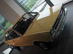 Audi 80 (Alexander Gorlin) Tags: auto car museum germany deutschland audi fahrzeug audi80 ingolstadt wagen