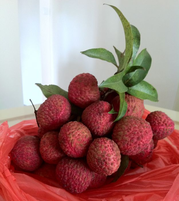 lychees!