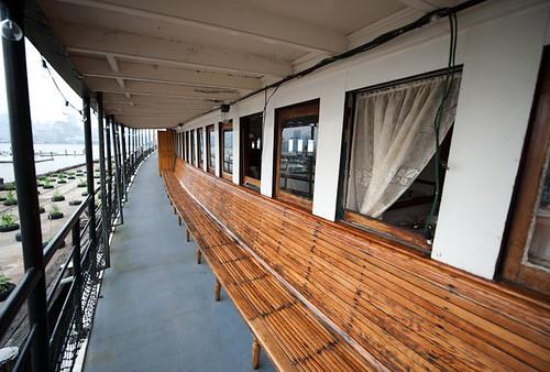 Life Aboard a Historic Ellis Island Ferry