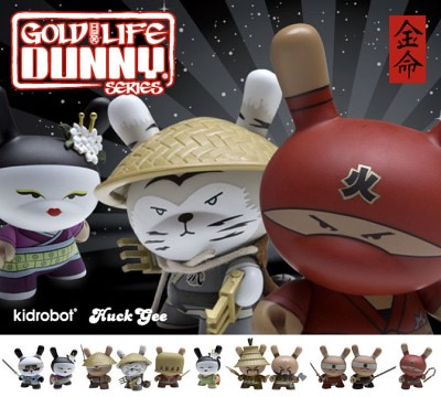 Huck Gee Gold Life Dunny's