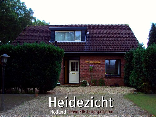 Heidezicht, B&B accommodation, TravelZIN