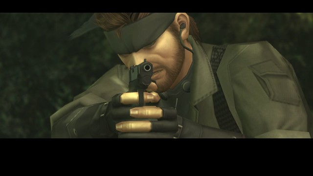 Metal Gear Solid 3: Snake Eater HD - Snake