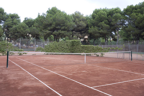 Tennis Court Prinsotel la Pineda