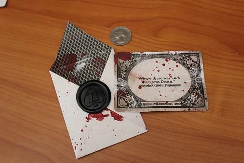 Halloween Horror Nights teaser card #3