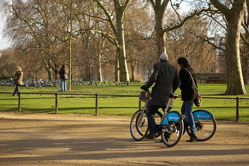 Boris Bikes I