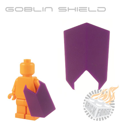 Goblin Shield - Purple