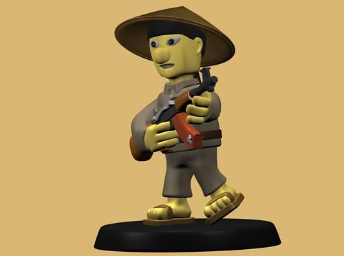 W.I.P. - Soldado de la unidad Li #2