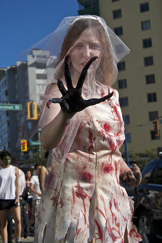 Vancouver Zombie Walk 2011