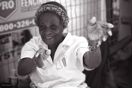 Reggae Fest 2011 - hand dancing by Wanderfull1