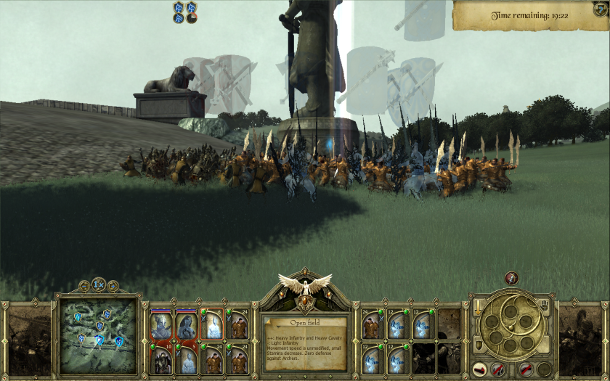 King Arthur Fallen Champions
