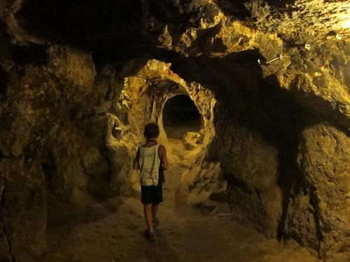 Derinkuyu, underground city