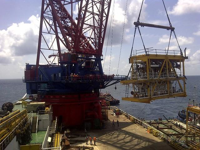 module installation by SWIBER Chai 1100 mt cap.