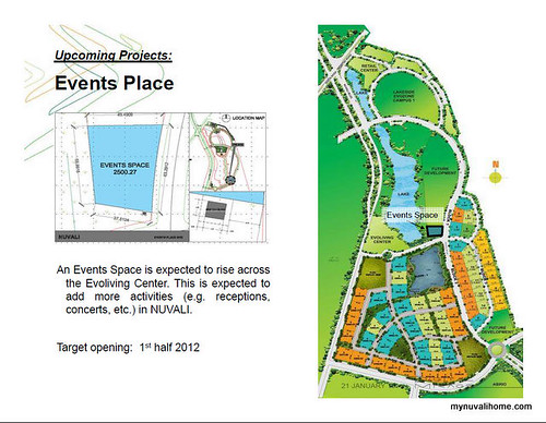 Nuvali Developments - July 2011 updates