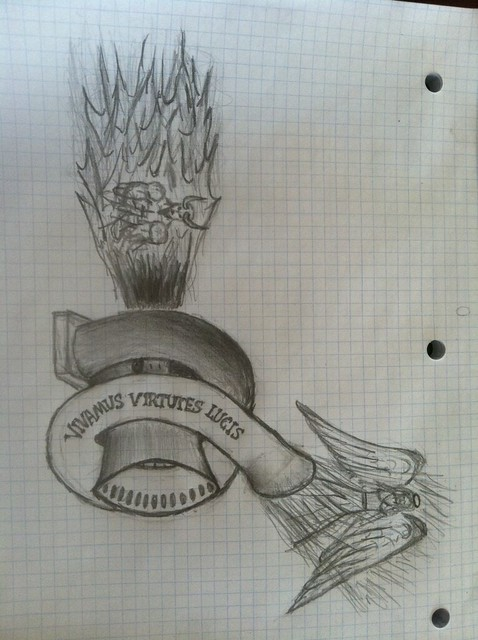 Turbo Ink Sketch
