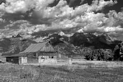 Mormon Barn Tetons (mayora1) Tags: tetons mormonbarn