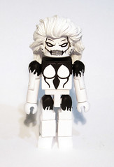 """Custom Silver Banshee Minimate • <a style=""""font-size:0.8em;"""" href=""""http://www.flickr.com/photos/7878415@N07/6074035271/"""" target=""""_blank"""">View on Flickr</a>"""
