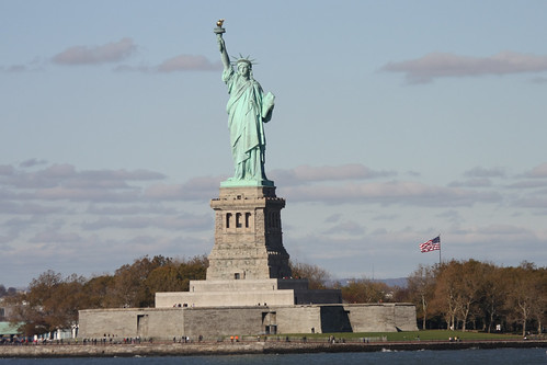Statue of Liberty by -JvL-, on Flickr