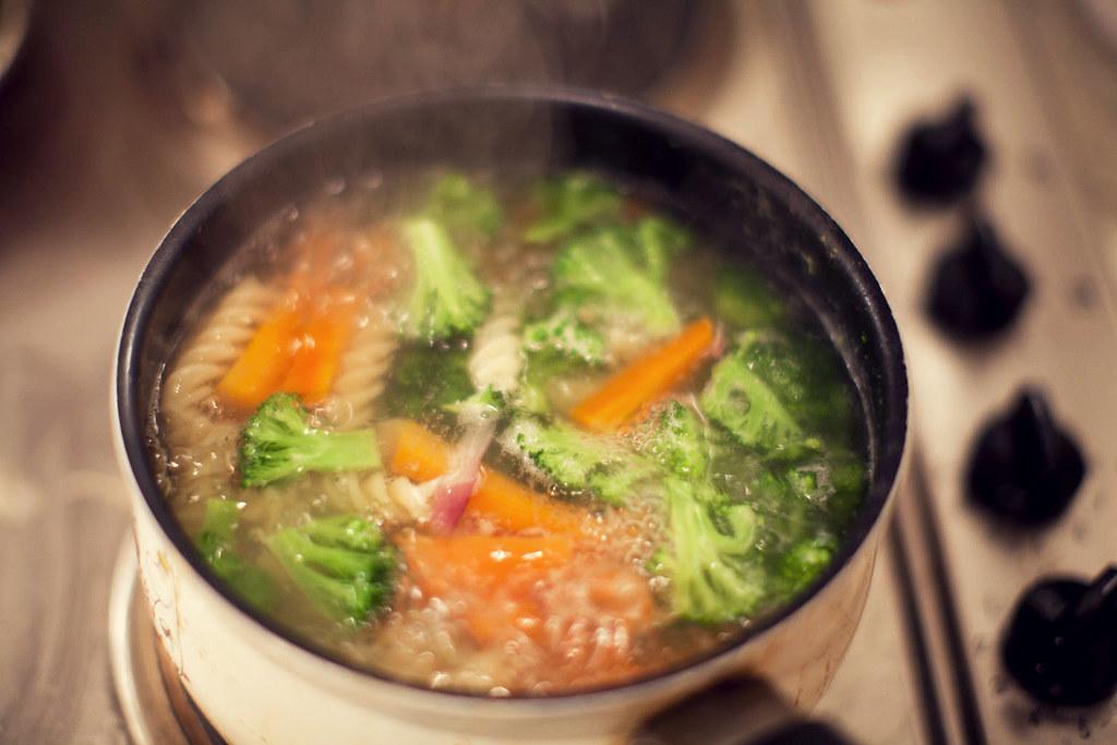 let's make dinner.