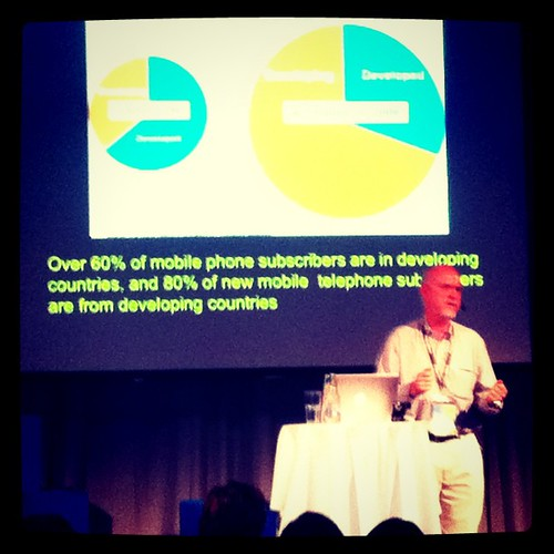 Barry Coetzee på #theconf