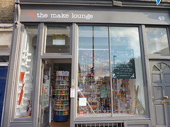 The Make Lounge - Craft Workshops (Shop/ Venue 1 at 49-51 Barnsbury Street)