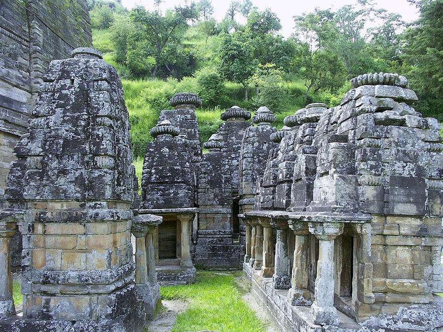 Храм Солнца, (Сурьи), XIII век. Катармал, Уттараканд© Kartzon Dream - авторские путешествия в Индию