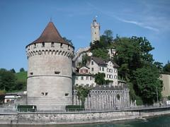 Luzern, Museggmauer