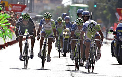 Sagan wins stage 6, and 4 Liquigas-Cannondale in the top 5