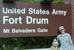 Day 176 - Fort Drum Visit 01