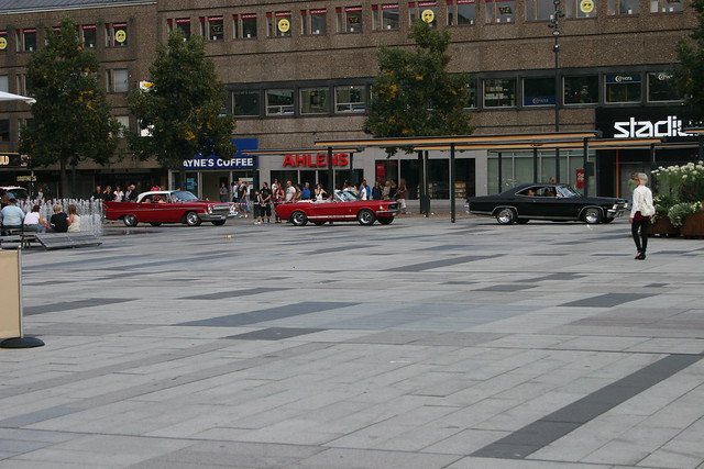 Cars At Stortorget