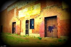 denver warehouse 1999 (pam's pics-) Tags: urban brick film sign colorado denver 1999 scan warehouse co ghostsign pammorris pamspics noideawhatkindofcameraiused