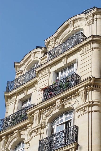 Paris sous le soleil