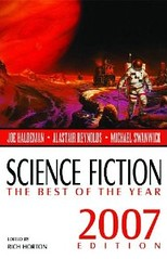 "Contains my story ""Exit Without Saving"""