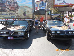 Smokey and the Bandit cars