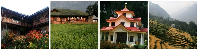 Home stay in Sikkim India
