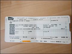 TGV Paris - Metz, la dernière étape !