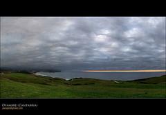 Atardecer en Oyambre (Cantabria) (paisajesdigitales) Tags: sunset atardecer cantabria sanvicentedelabarquera oyambre