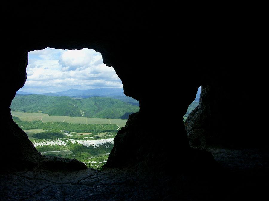 Пещерные города Крыма