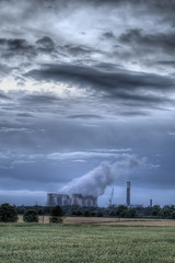Power (Lapse of the Shutter) Tags: nottingham rural power smoke steam environment powerstation hdr chimneys nottinghamshire soar ratcliff ratcliffonsoar timdaniels