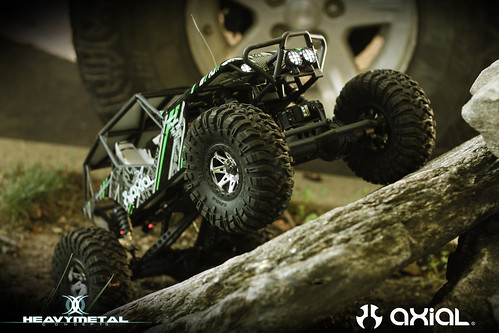 Axial Wraith Heavy Metal Concepts