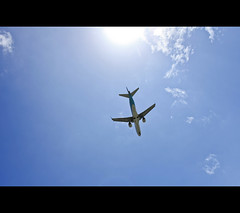 [travel] Leaving on a Jet Plane (pooldodo) Tags: macro plane canon eos mark jet taiwan 100mm ii 5d taipei   f28 leavingonajetplane ef100mm f280 5dmarkii 5d2 pooldodo
