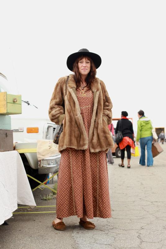 nikkial - alameda flea market street fashion style