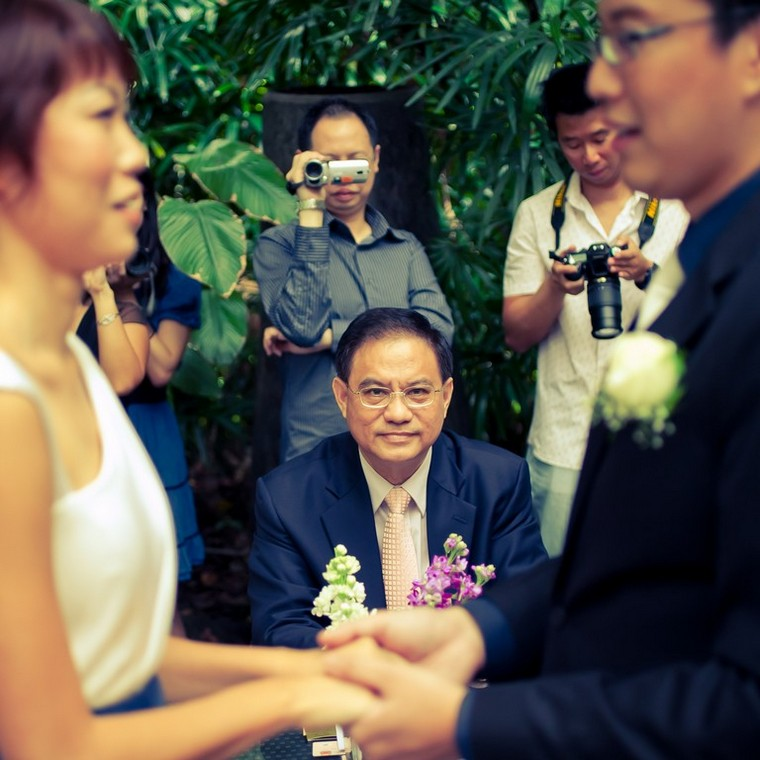 Raymond Phang Photography - ROM Solemnisation Day Photography