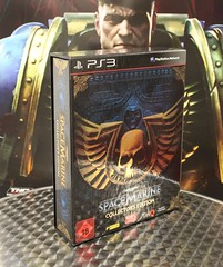 W40k: Space Marine - Collector's Edition
