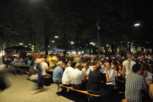 Munich - Augustine after hours