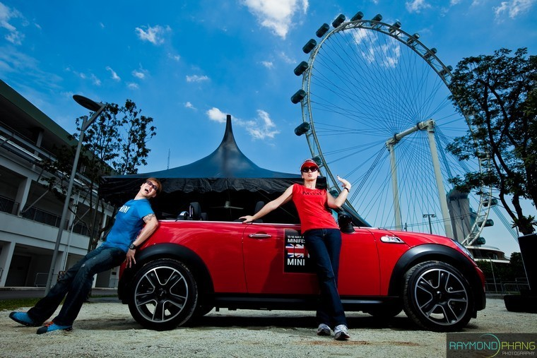 Raymond Phang Car  Event Shoot (mini cooper)-07