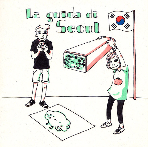 La guida di Seoul by Whenaworld