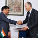 India and WIPO Sign a Cooperation Agreement